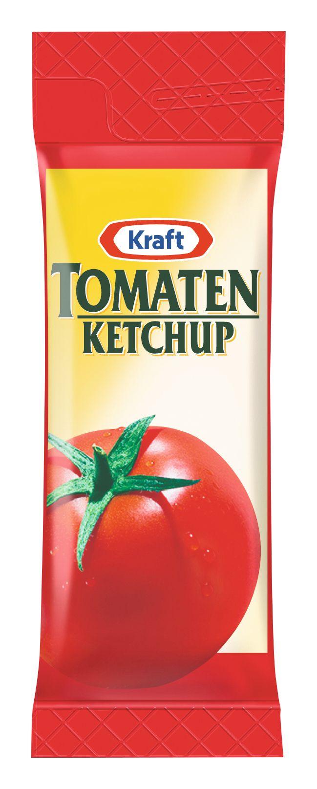 Kraft Tomaten Ketchup 15ml image
