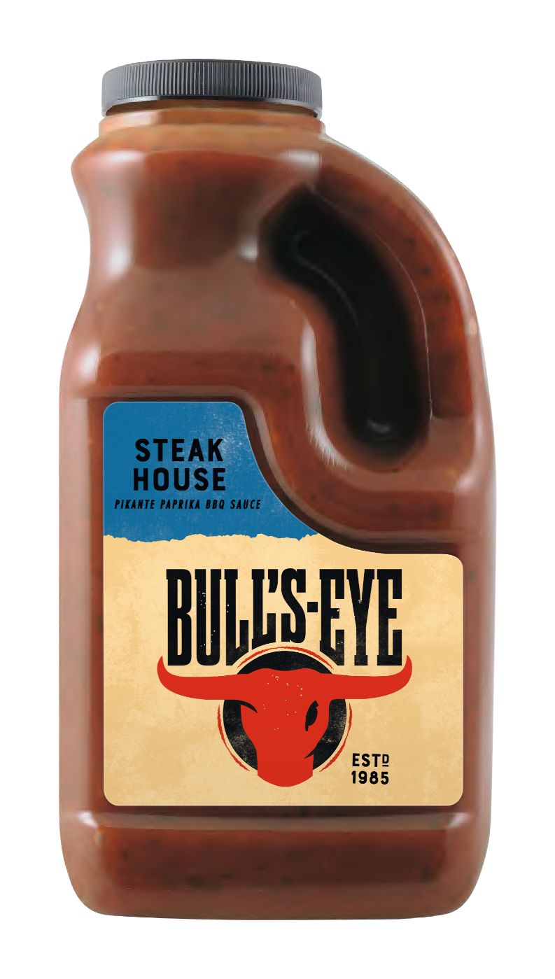 Bull's Eye Steakhouse, Pikante Paprika 2000ml image