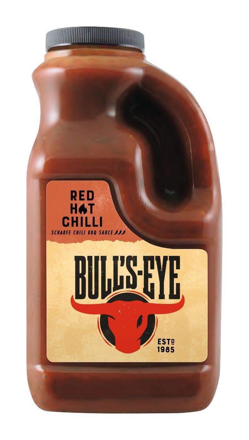 Bull's Eye Hot Chili, Scharfe Chili 2000ml image