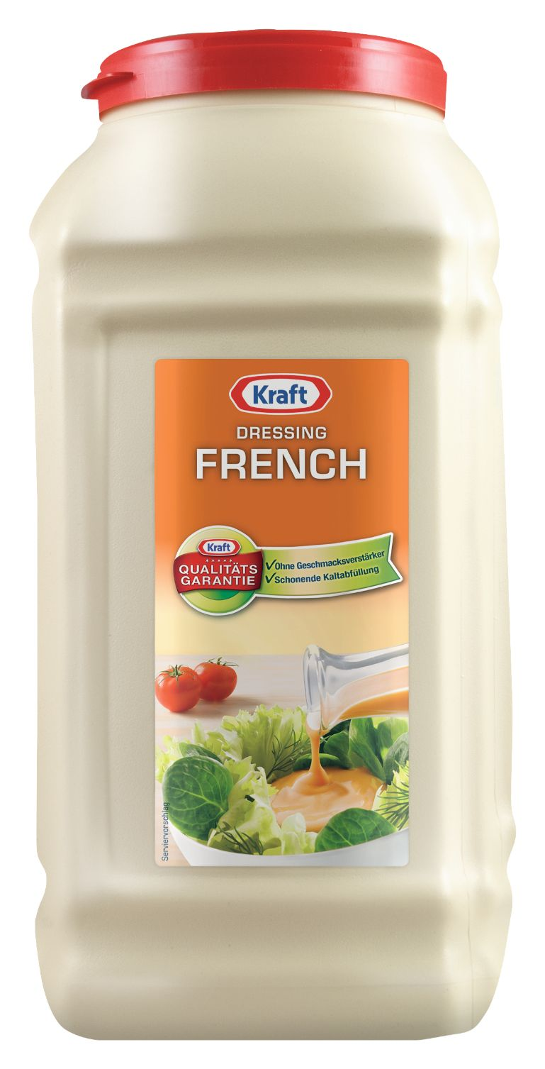 Kraft French Dressing 5000ml image