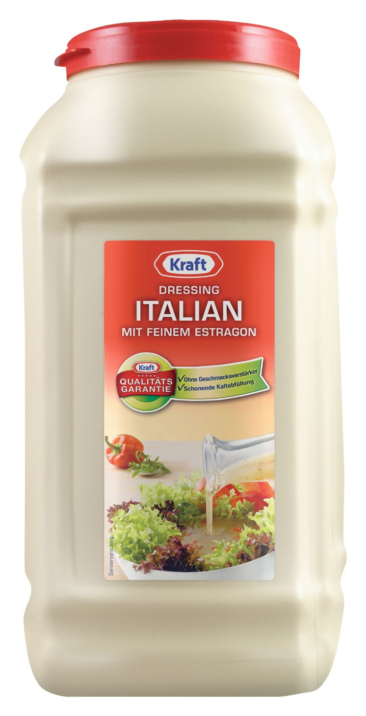 Kraft Italian Dressing 5000ml image