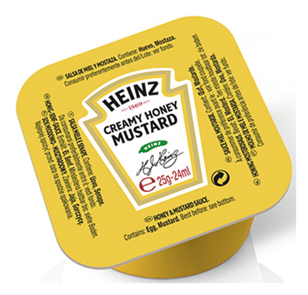 Heinz Honig-Senf 25g image