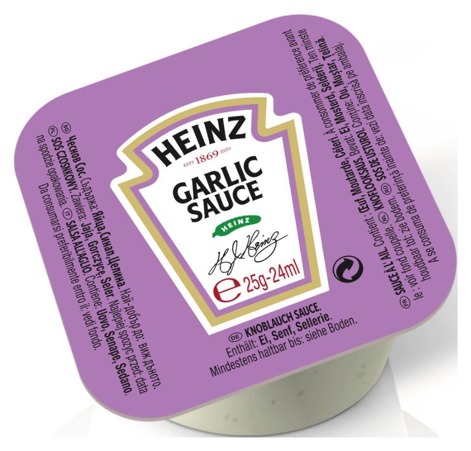 Heinz Garlic Sauce 25g image