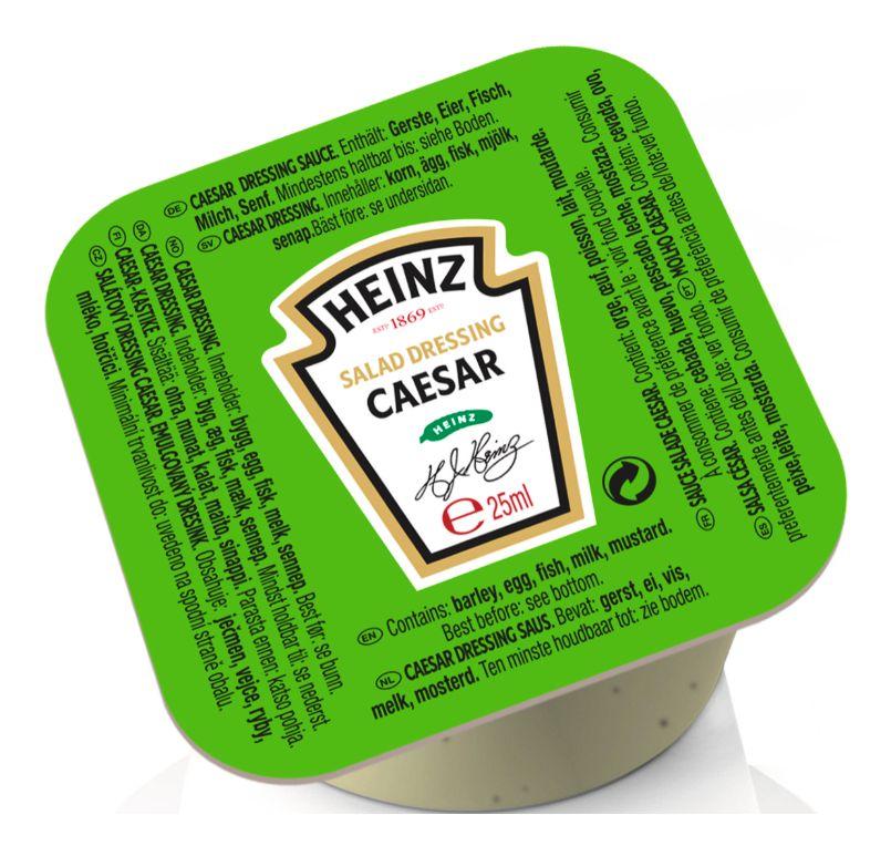 Heinz Caesar Dressing 25g image