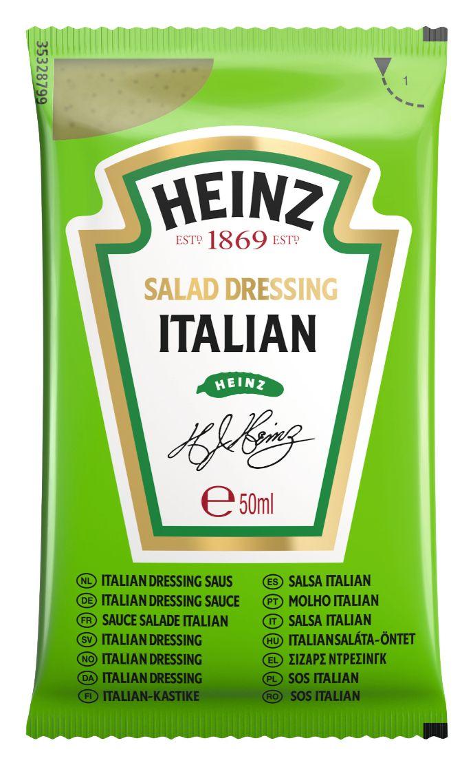 Heinz Italian Dressing 50ml image