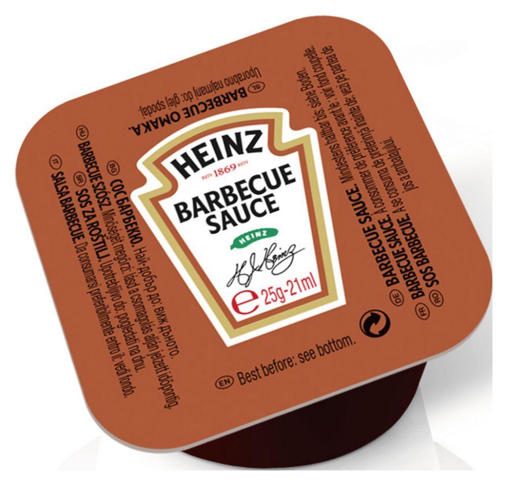 Heinz Barbecue Sauce 25g image