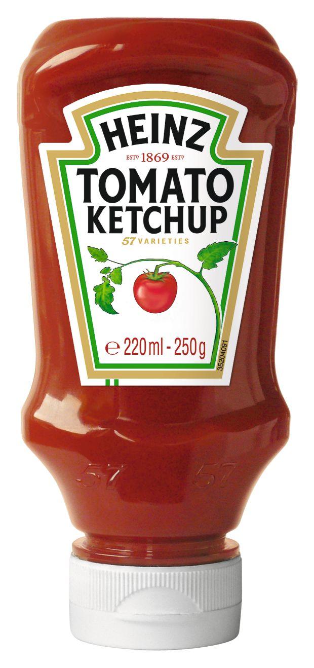 Heinz Tomaten Ketchup 220ml image