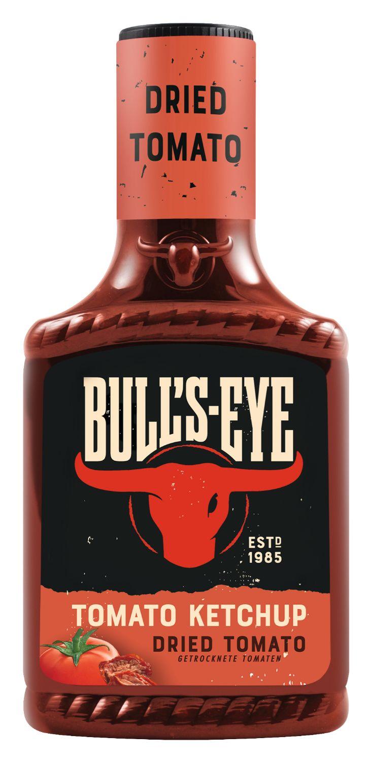 Bull's Eye Tomaten Ketchup Dried Tomato, Getrocknete Tomaten 425ml image