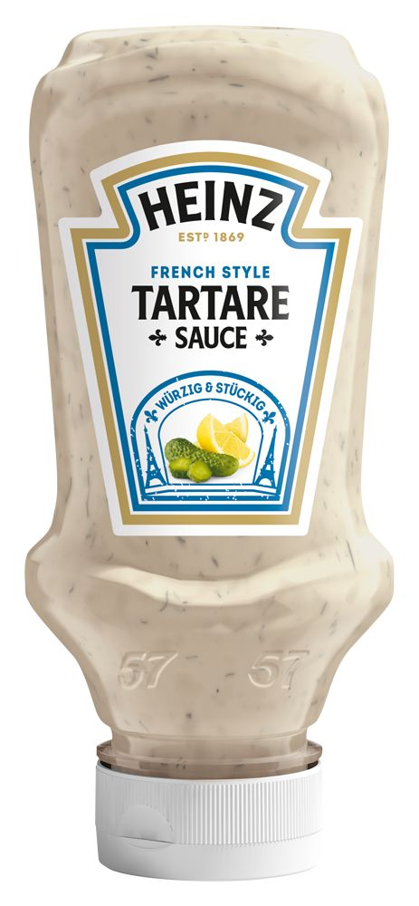 Heinz Tartare Sauce, French Style 220ml image