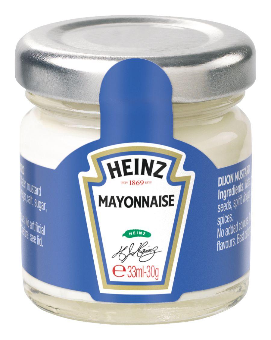 Heinz Mayonnaise 30g image