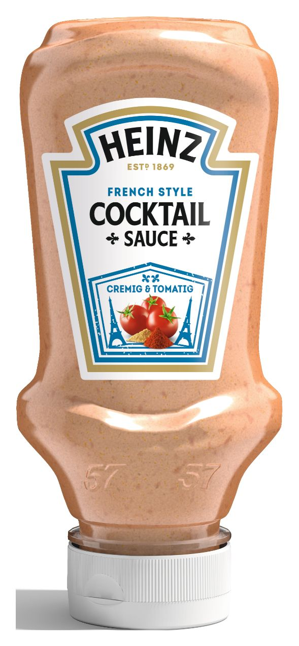 Heinz Cocktail Sauce, French Style 220ml image