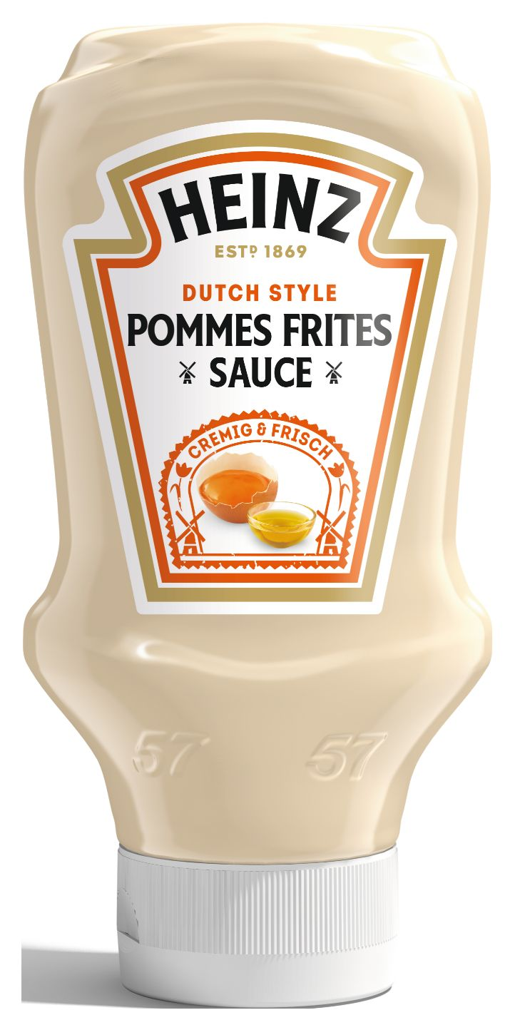 Heinz Pommes Frites Sauce, Dutch Style 400ml image