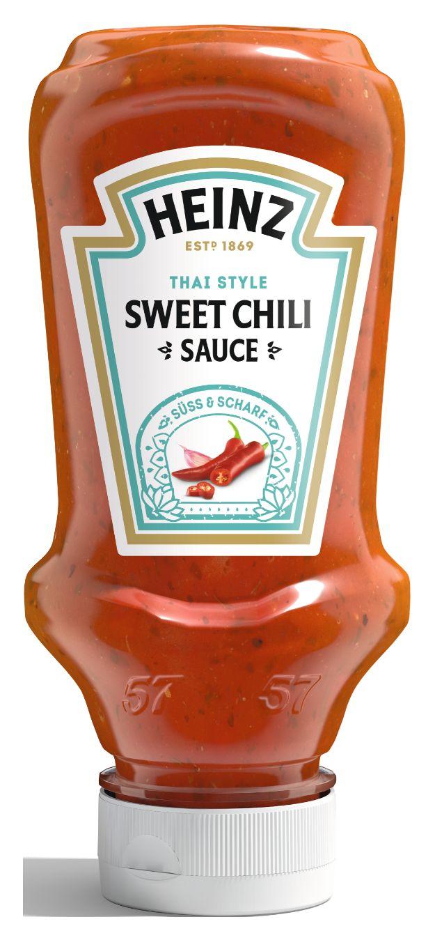 Heinz Sweet Chili Sauce, Thai Style 220ml image