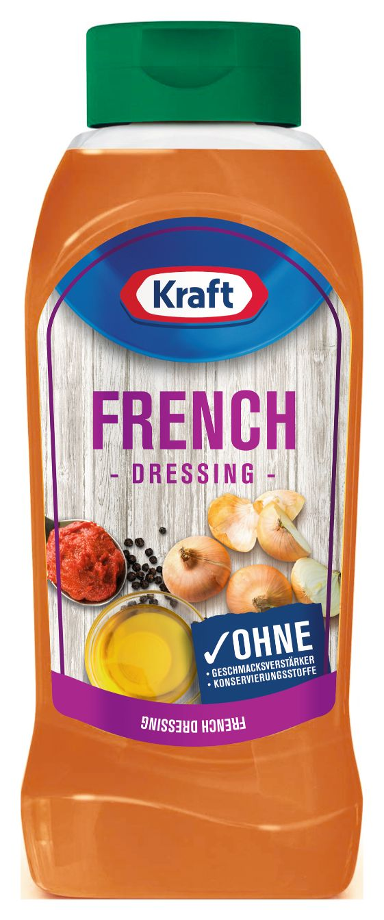 Kraft French Dressing 800ml image