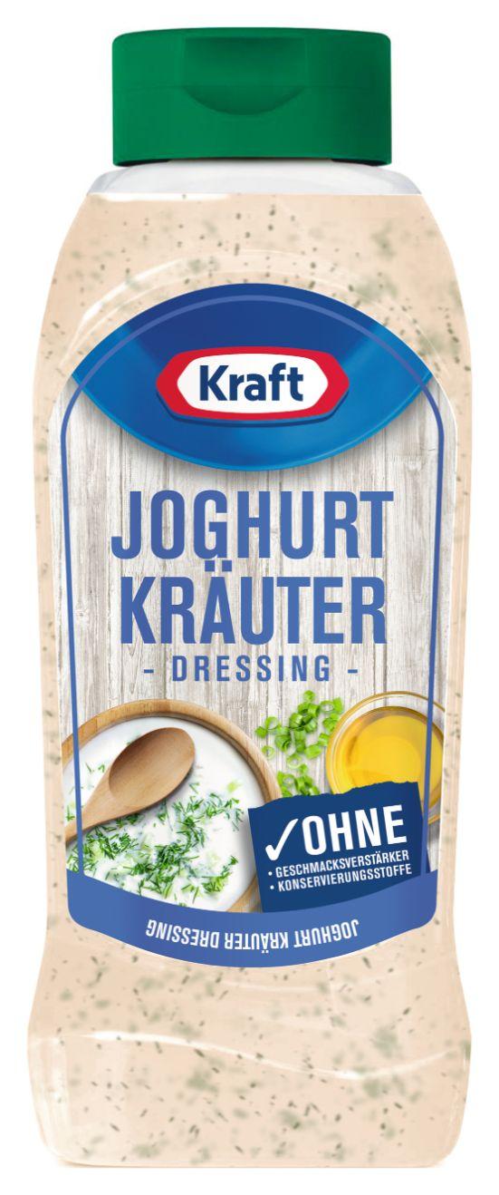 Kraft Joghurt Kräuter Dressing 800ml image