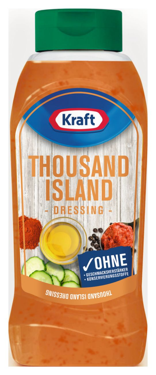 Kraft Thousand Island Dressing 800ml image
