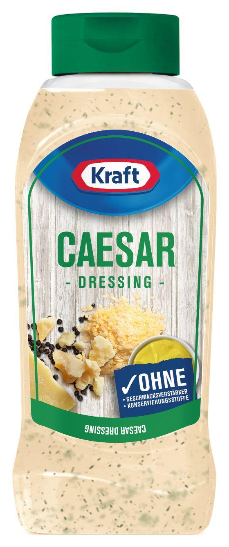 Kraft Ceasar Dressing 800ml image