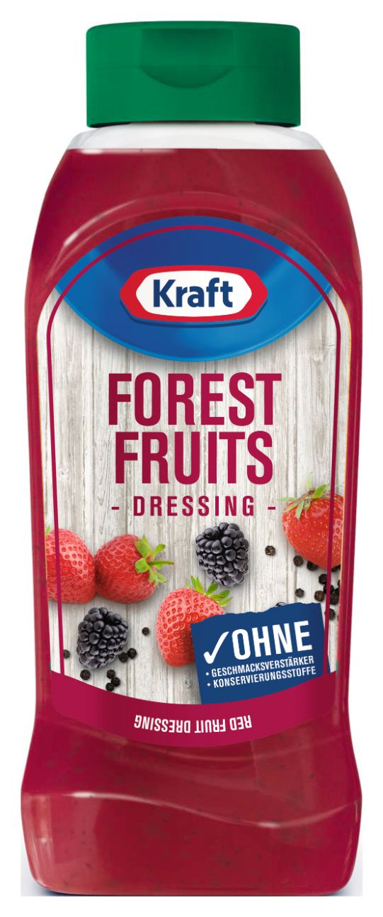 Kraft Forest Fruit Dressing 800ml image