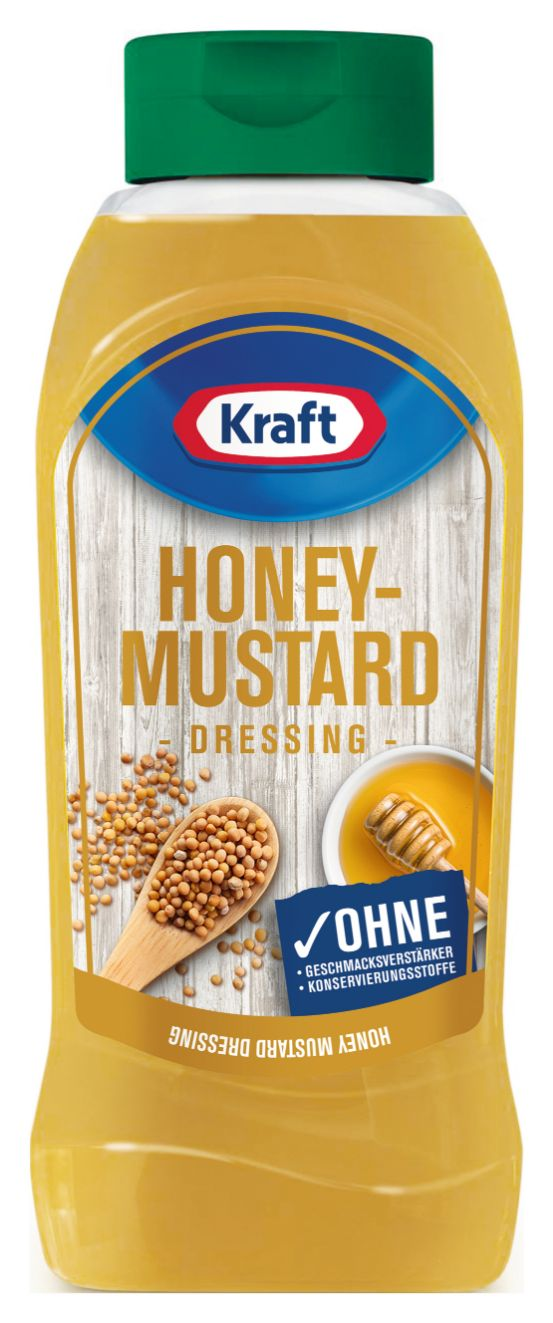 Kraft Honig-Senf Dressing 800ml image