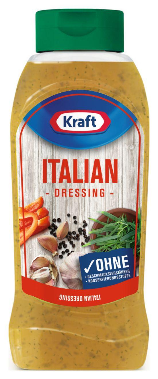 Kraft Italian Dressing 800ml image