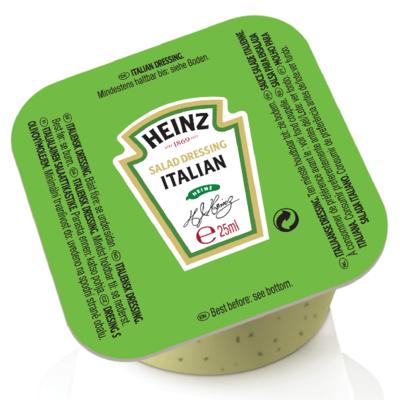 Heinz Italian Dressing 25g image