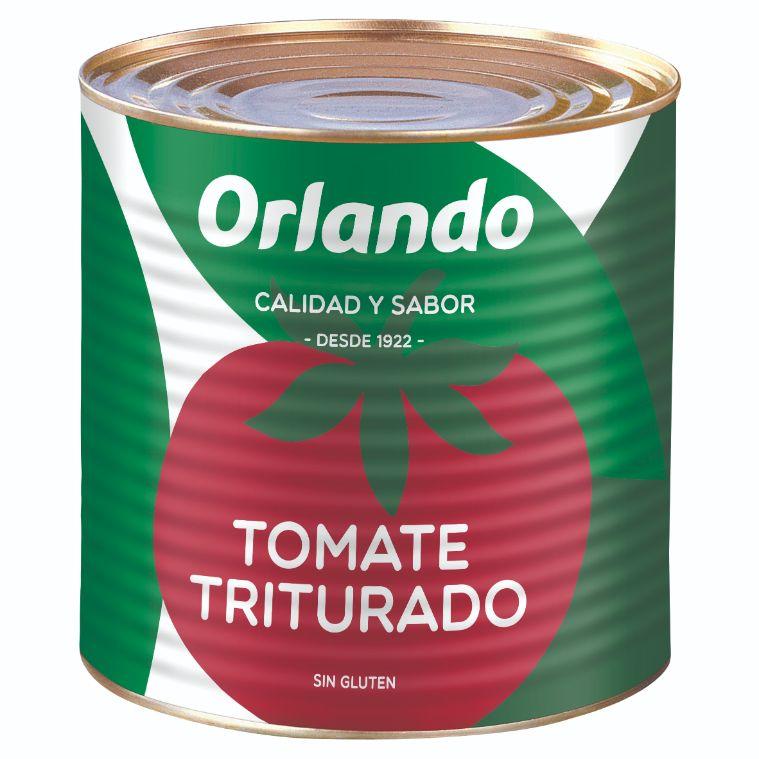 Orlando crushed tomato 2.5kg image