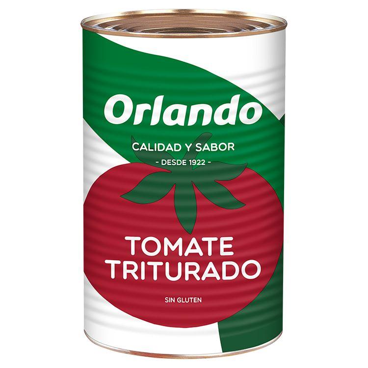 Orlando crushed tomato 4kg image