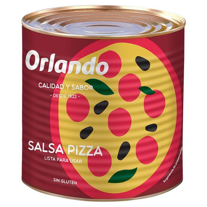 Orlando pizza sauce 2.65kg image