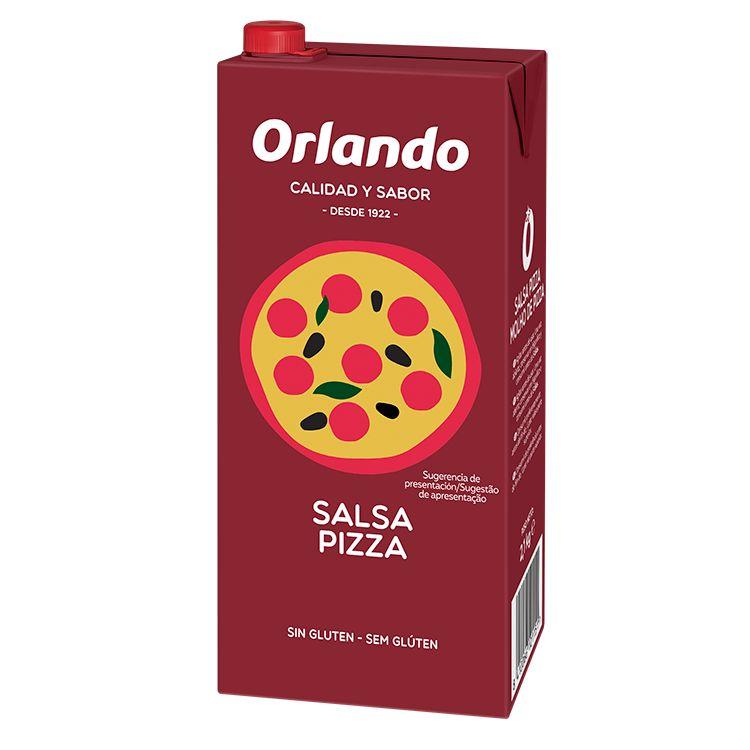 Orlando pizza sauce 2.1kg image