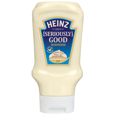 Heinz Mayonnaise 400ml image