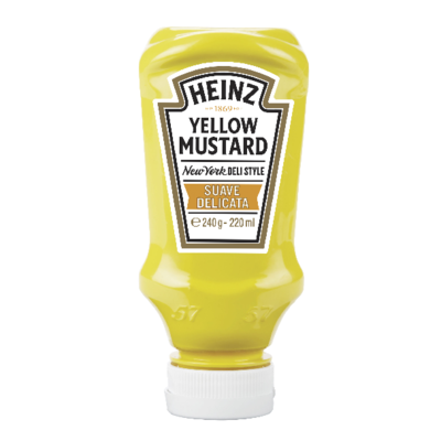 Heinz YellowMustard220ml image