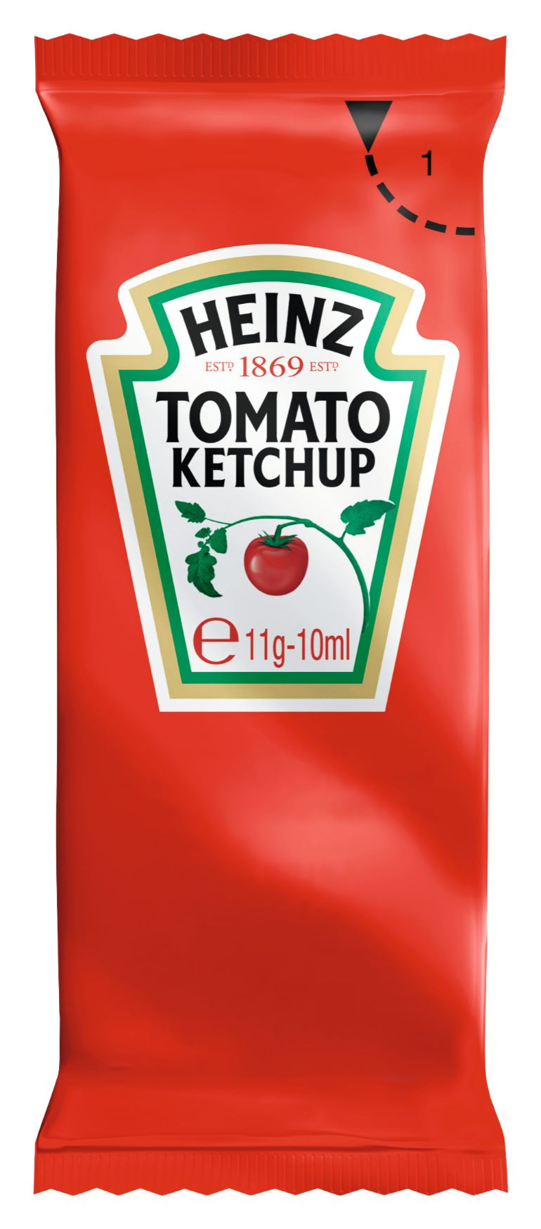 Heinz Tomato Ketchup 10ml image