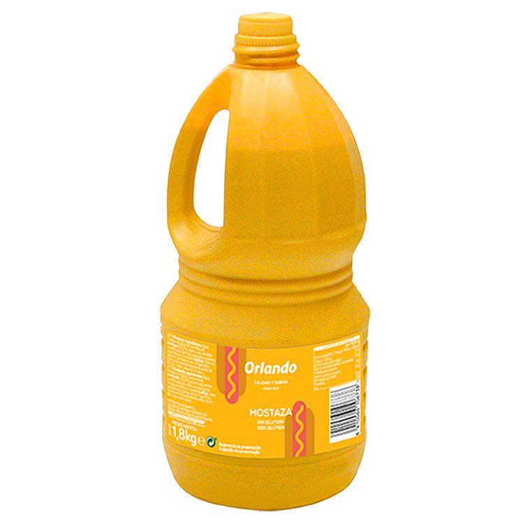 Orlando Mustard 1.8kg image