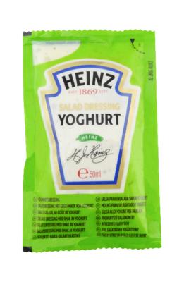 Heinz yoghurt dressing 50ml image