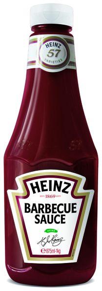 Heinz BBQ 875ml image
