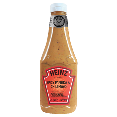 Heinz Spicy Paprika and Chili Mayo 875ml image