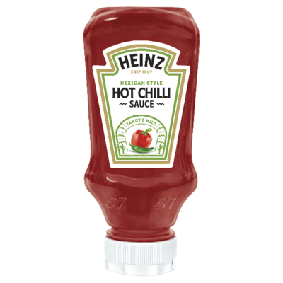 Heinz Hot chilli 220ml image