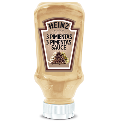 Heinz pepper sauce 220ml image