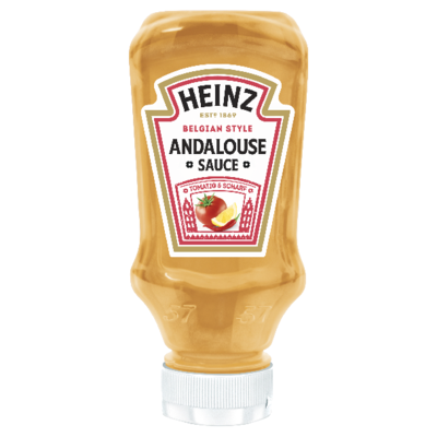 Heinz andalouse sauce 220ml image