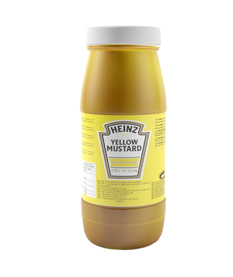 Heinz YellowMustard 2.15L image