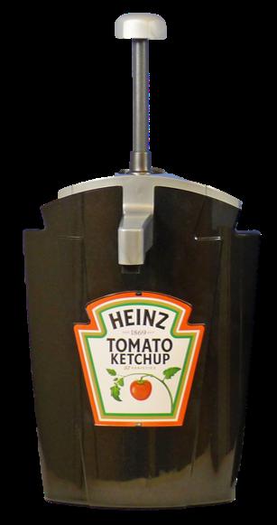 Heinz Merchandising5L