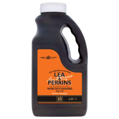 Lea & Perrings Worcester sauce 4L Bidon image