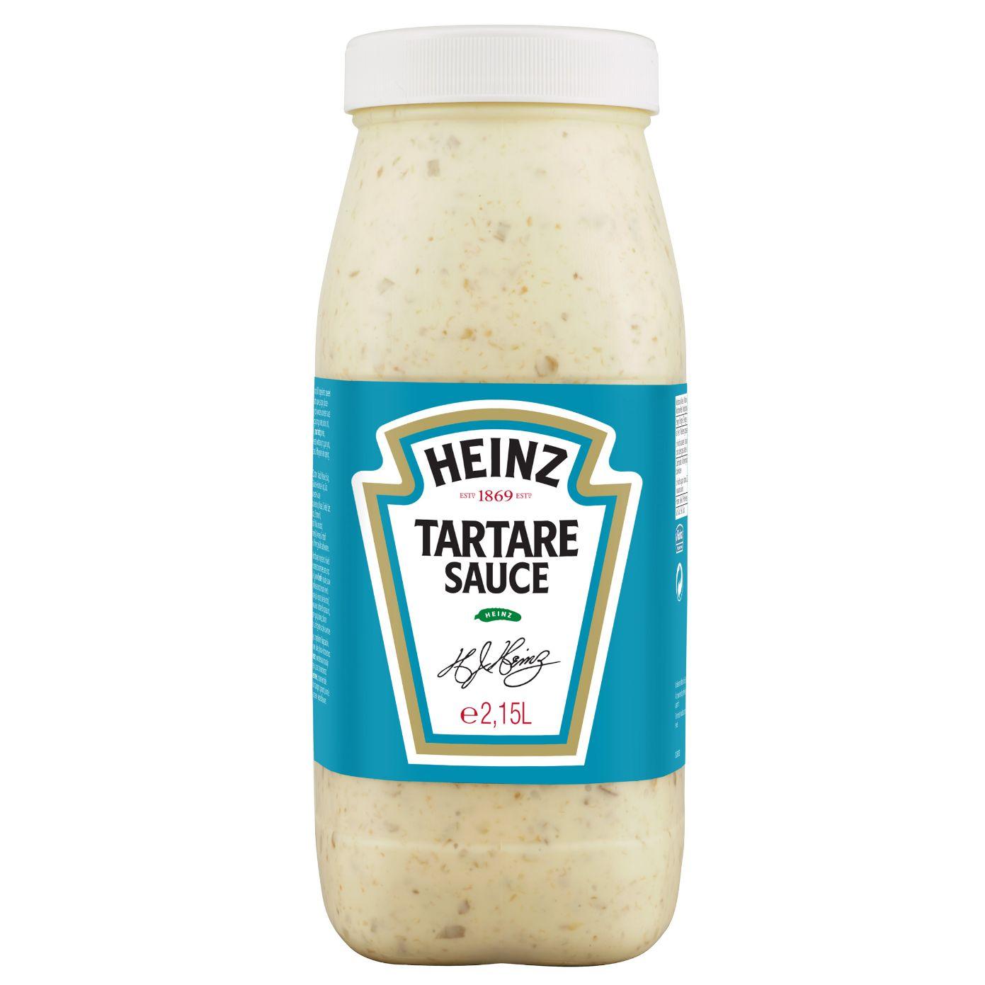 Heinz Sauce Tartare 2.15L Bidon image