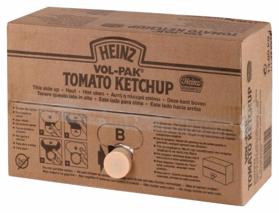 Heinz Tomato Ketchup 15kg Dispenser image