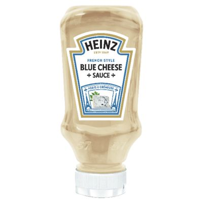Heinz Blue cheese 400ml Flacon Souple Top Down image