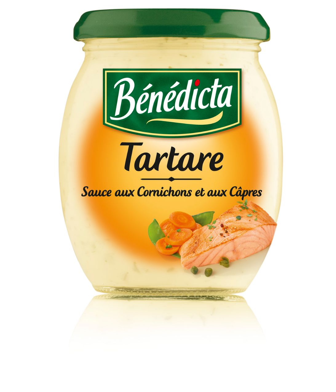 Bénédicta Sauce de vairété Tartare 260g Bocal image