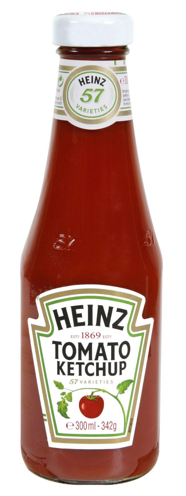 Heinz Tomato Ketchup 342g Flacon Verre image