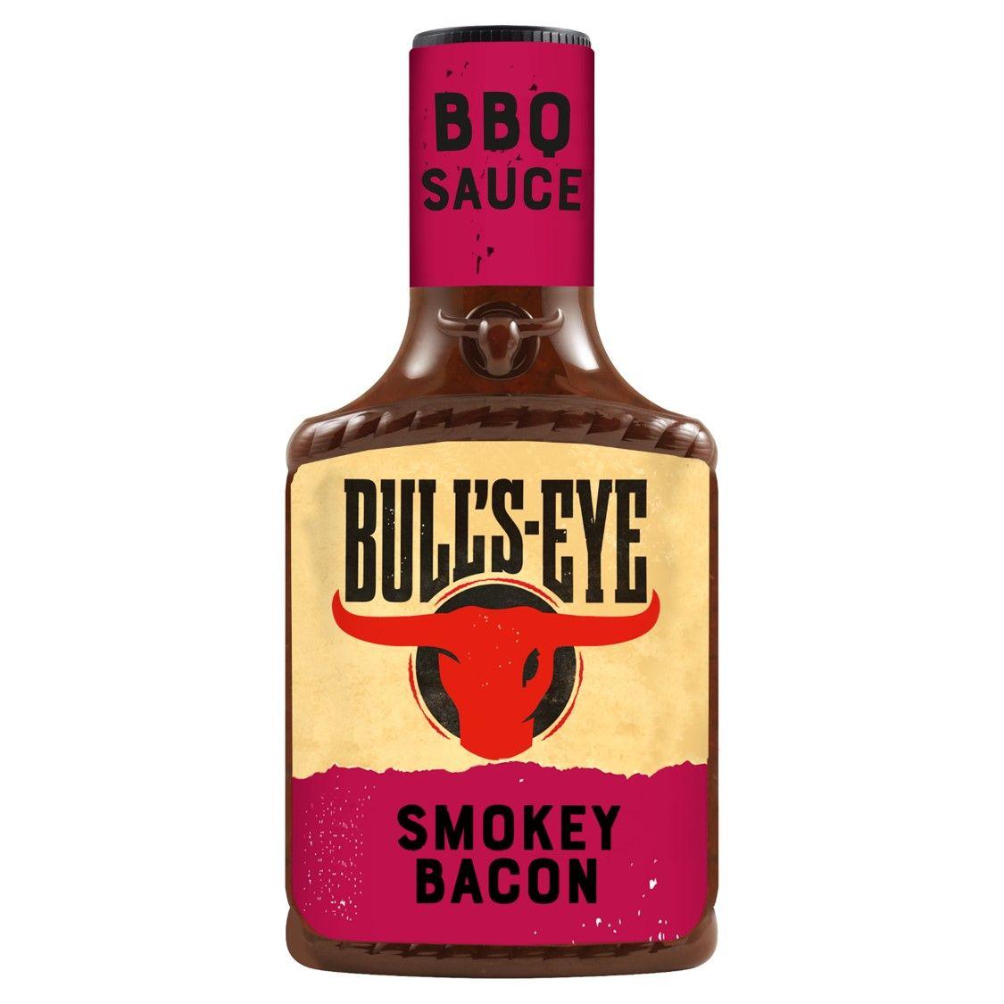Bull's Eye Smokey baconnaise 345g Verre image