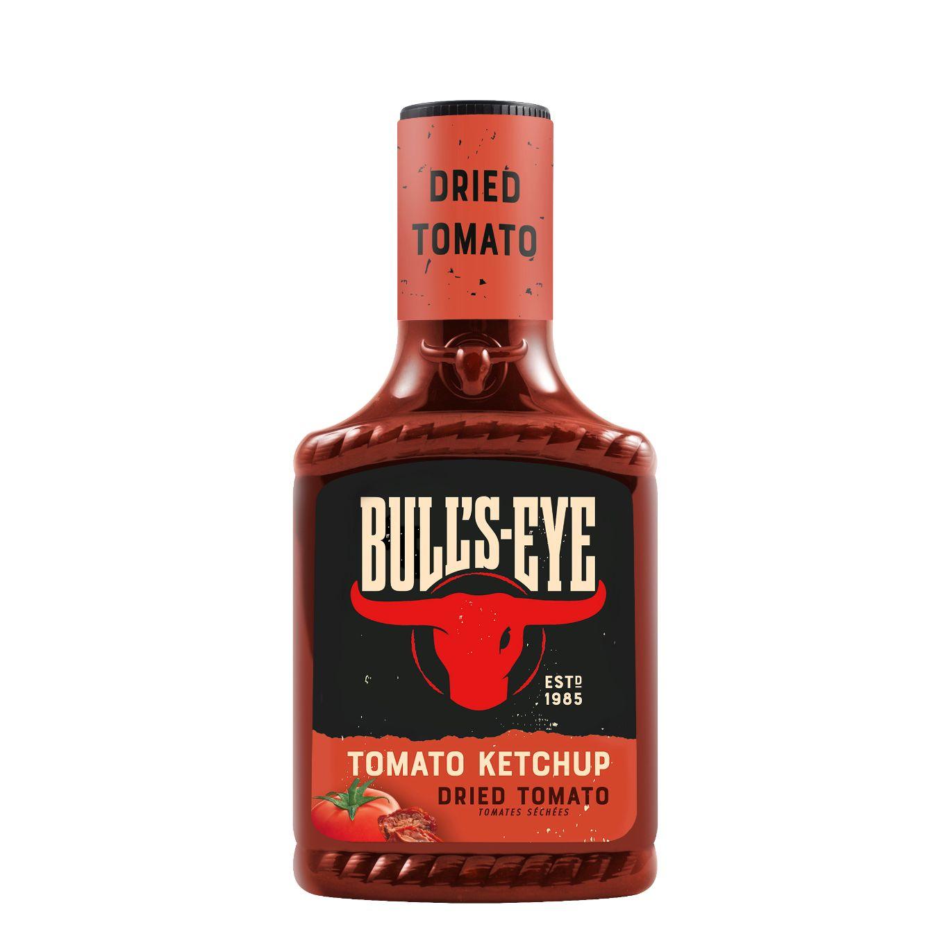 Bull's Eye Tomato Ketchup 480g Verre image