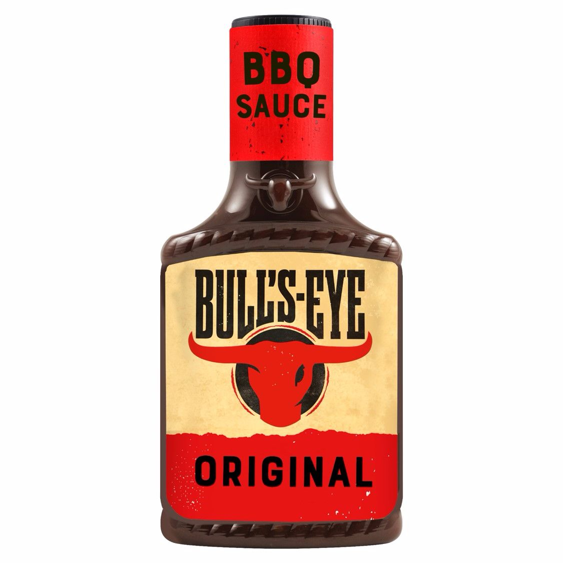 Bull's Eye Original barbecue 355g Verre image